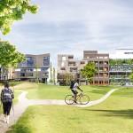 Örebro har fart på bostadsbyggandet